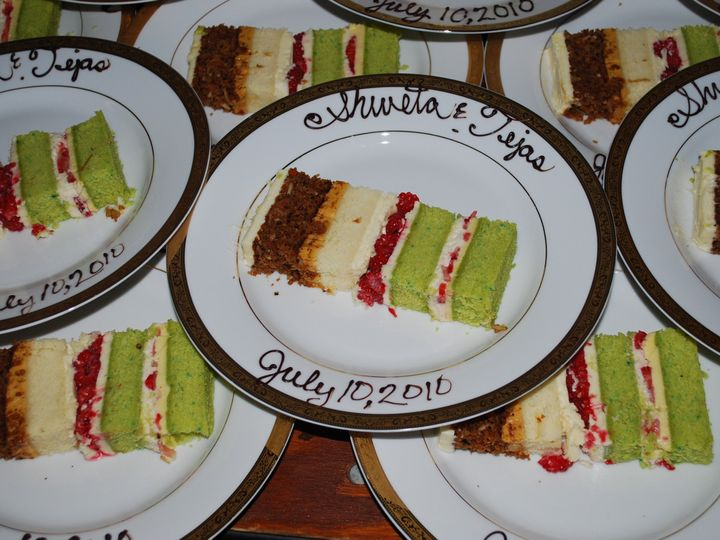Tmx 1368802237989 Plated7.10 016 Sonoma, CA wedding cake