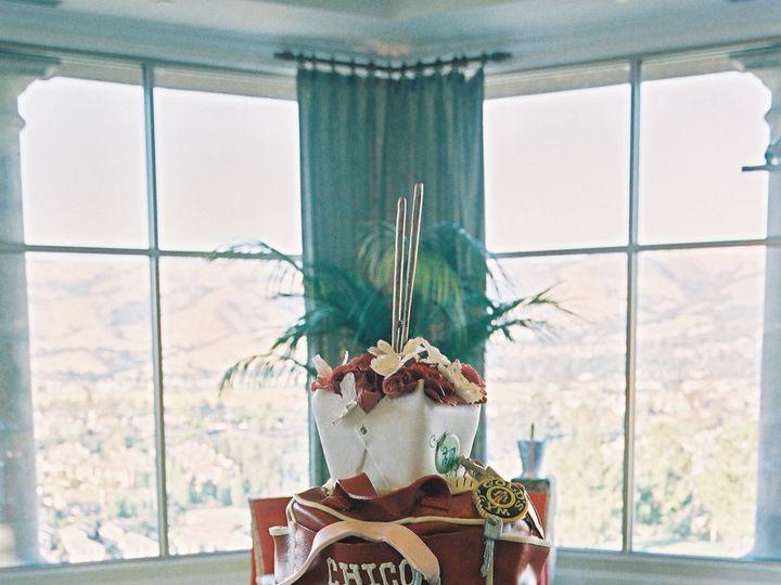 Tmx 1368802670517 Amy Hu Wedding Sonoma, CA wedding cake
