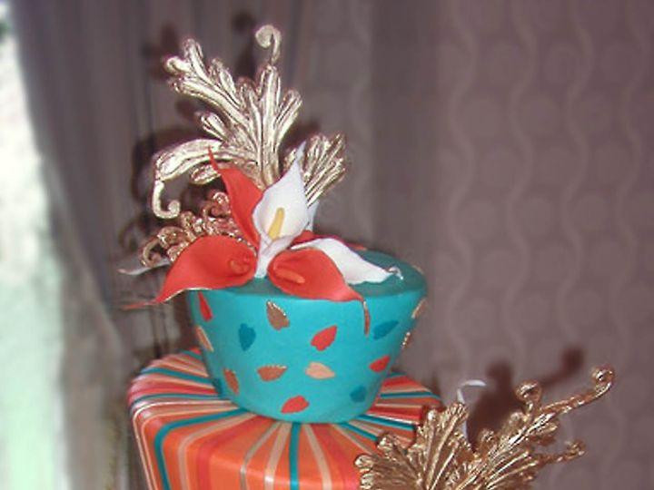 Tmx 1368802714282 Circquderitzedit Sonoma, CA wedding cake