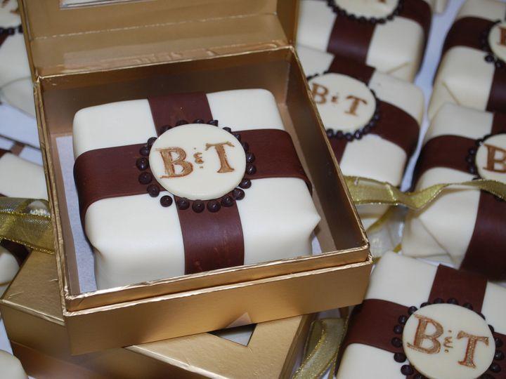 Tmx 1378742001723 Dsc0270 Sonoma, CA wedding cake