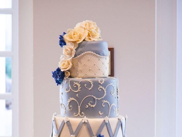 Tmx 1421253524550 Bluececidan1 Sonoma, CA wedding cake