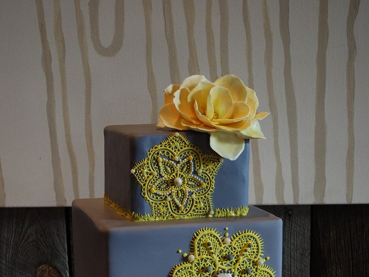 Tmx 1421253833320 Medalsunbst Sonoma, CA wedding cake