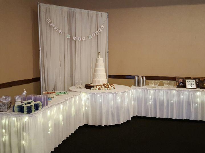 Tmx 1509210691486 Jones Allee Cake Table 2 Saint Joseph, MO wedding venue