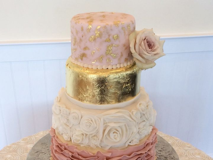 Tmx 1444332975561 Image13 Elkridge wedding cake