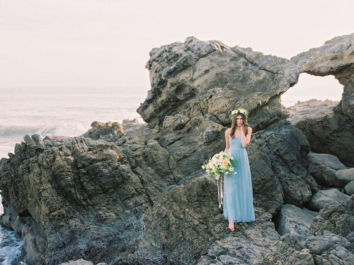 Tmx 1480378441393 Malibu Beach Wedding Inspiration 12 Santa Barbara, CA wedding photography