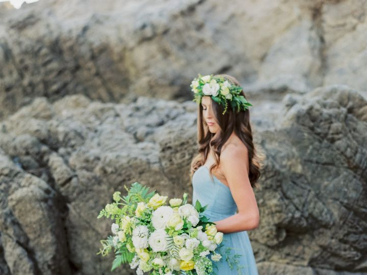 Tmx 1480378441673 Malibu Beach Wedding Inspiration 6 Santa Barbara, CA wedding photography