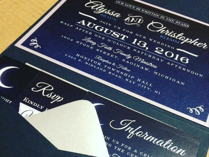 Tmx 1468716677966 Screen Shot 2016 07 16 At 8.50.22 Pm Traverse City wedding invitation