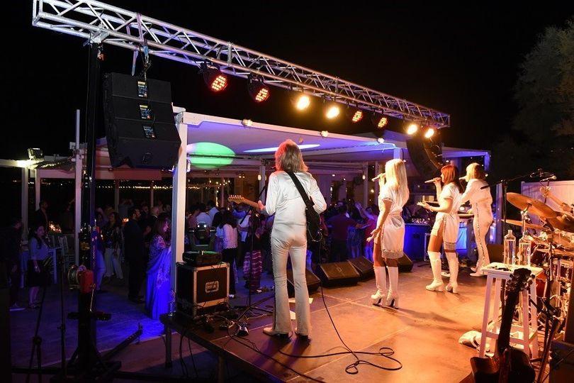Abba Trubute Band & DJ