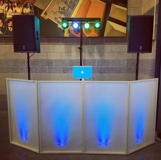 Setup for your Event