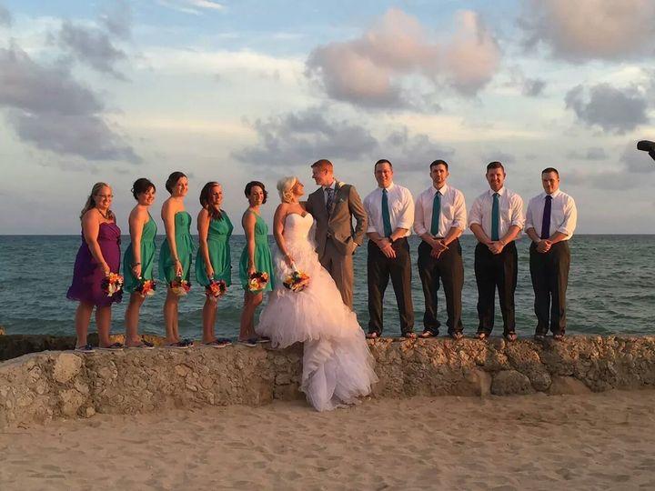 Tmx 1473992677456 El Dorado Royal Wedding Group Pic Atco, New Jersey wedding travel