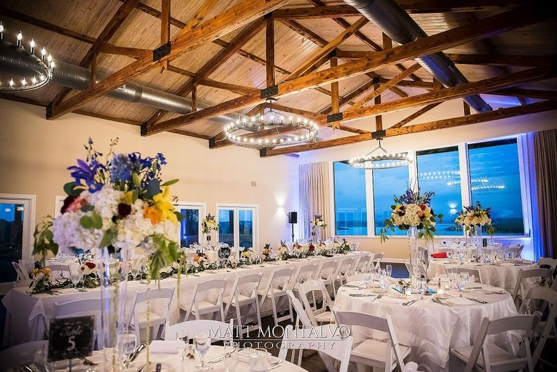 Indoor event venue