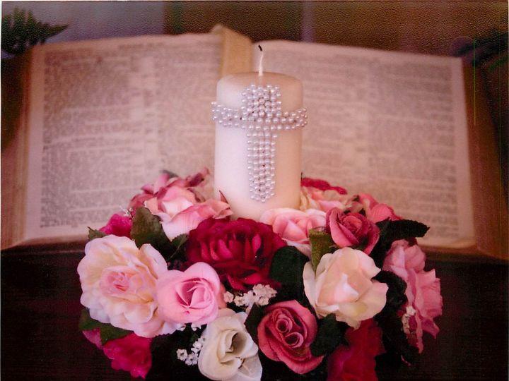 Tmx 1426875372157 Ceremony Flower Candle Ring Warren, Michigan wedding florist