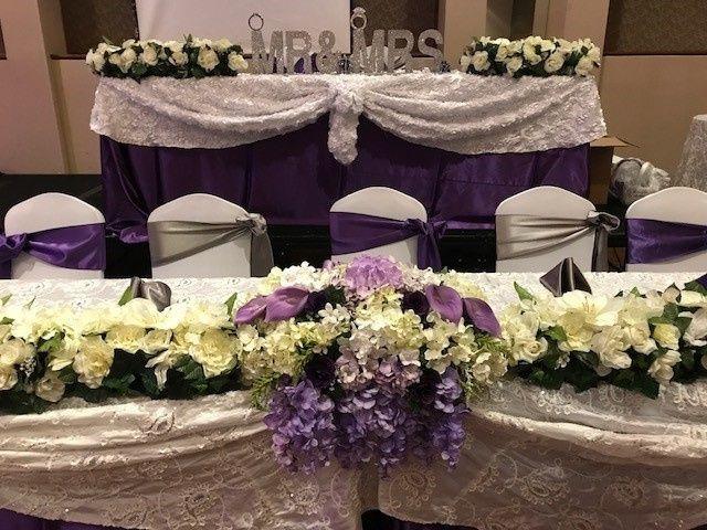 Tmx 1504620496484 Purple Warren, Michigan wedding florist