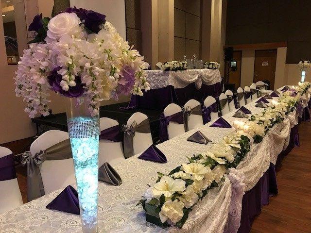 Tmx 1504620529793 Purple2 Warren, Michigan wedding florist