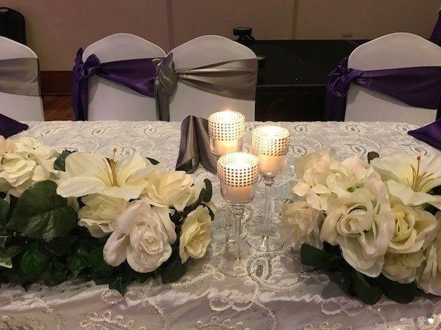 Tmx 1504620555281 Purple 4 Warren, Michigan wedding florist