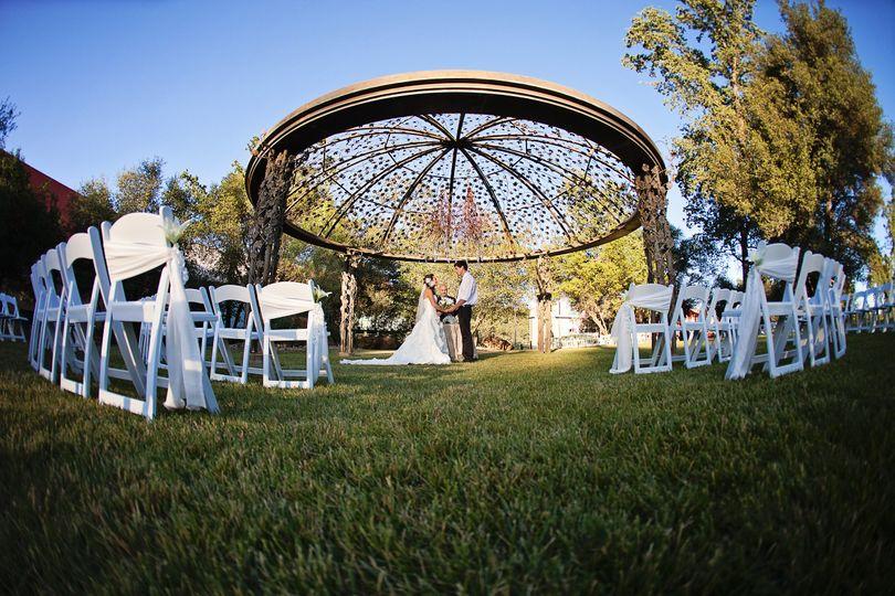 Wedding Ceremony-Heritage Park