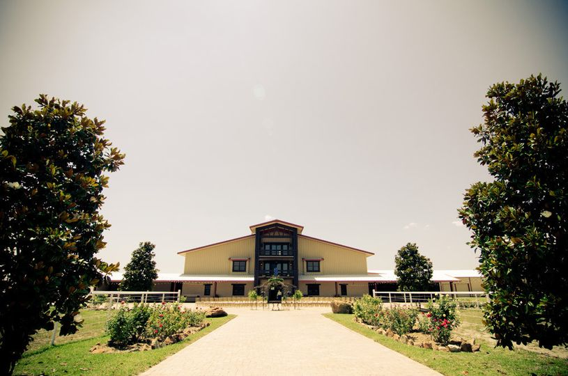 Exterior view of the Diehl Farms Events