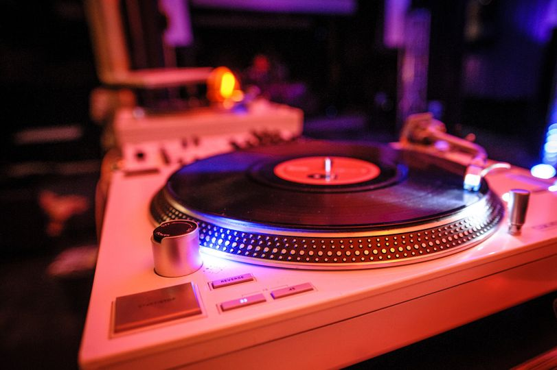 DJ equiment