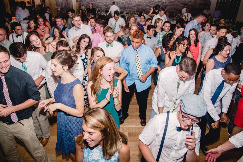 That, my friends, is a packed dance floor!  June 2015 Photo Credit: Hannah Choi Photography...