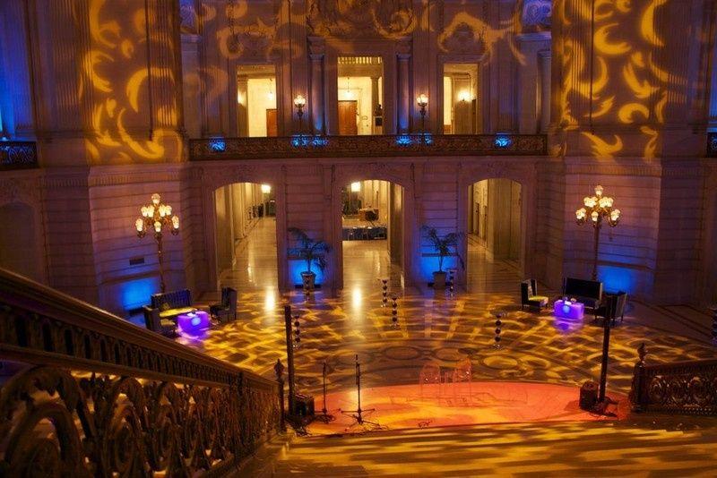 Wedding DJ Services in San Francisco City Hall