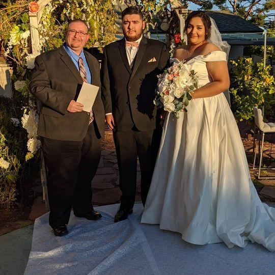 JoseMelissa Wedding