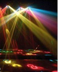 Lighting system & fog machines are available