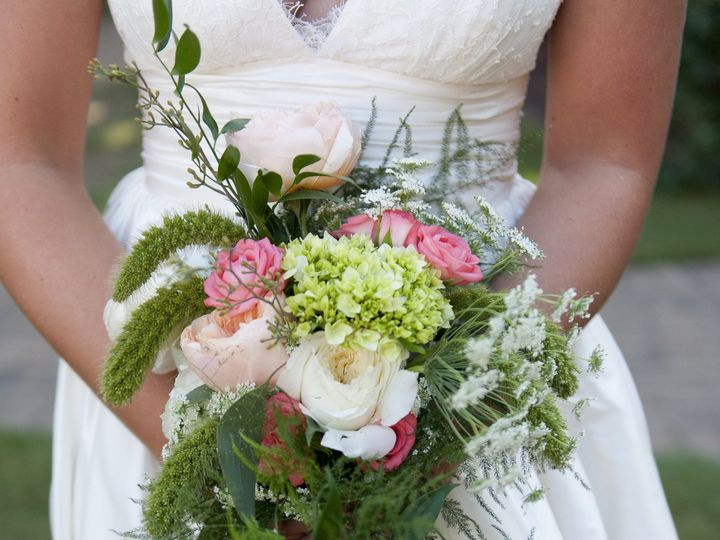Tmx 1459436669925 Kelsey Tyler Married 8 8 15 Formals 0033 Durham, North Carolina wedding florist
