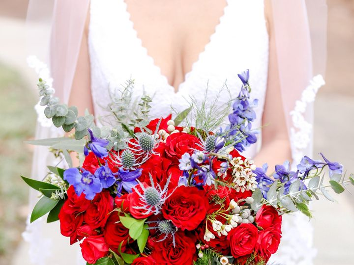 Tmx Img 6999 51 906668 157927049488842 Durham, North Carolina wedding florist