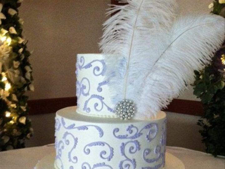 Tmx 1322265401946 MikesCake Chicago wedding cake