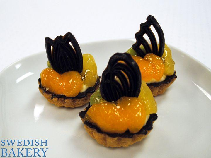 Tmx 1470931996092 Citrus Fruit Tarts Web Chicago wedding cake