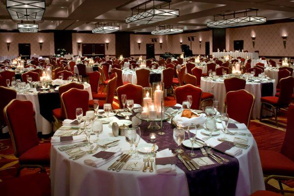 The ballroom at the Trumbull Marriott Merritt Parkway is the perfect venue for a corporate gala or...