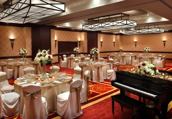 All of the event spaces at our Trumbull, CT hotel are flexible and superbly appointed, meaning they...