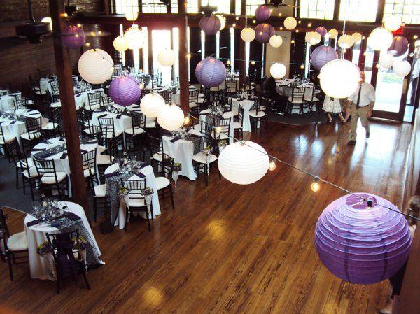 Tmx 1333570827177 Seatingfor150withPaperLanternsoverDanceFloor Pensacola, FL wedding venue