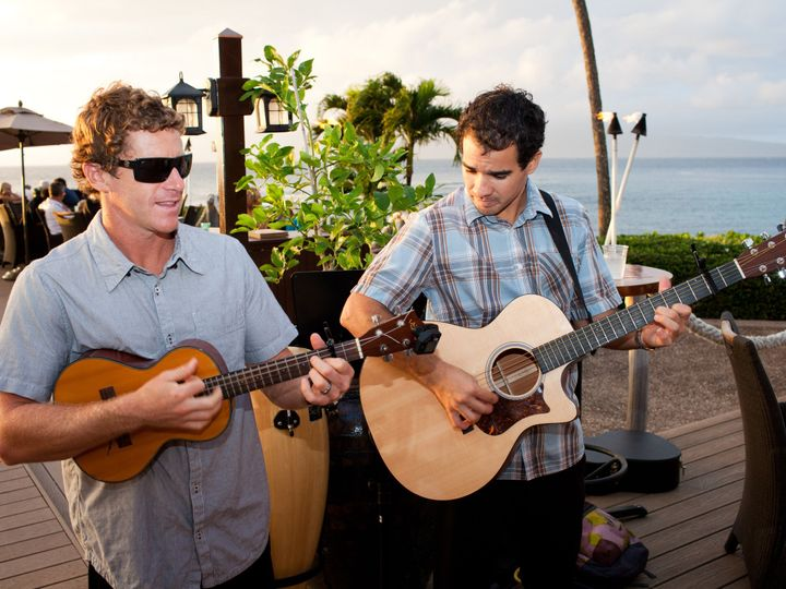 Tmx 1368662510672 Barefoot Minded Merrimans Lahaina, Hawaii wedding ceremonymusic