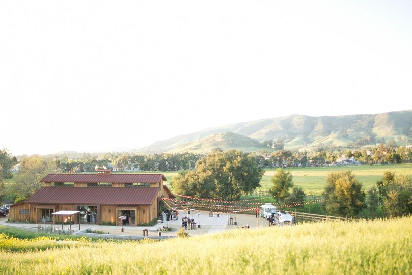 Flying Caballos Ranch Barn