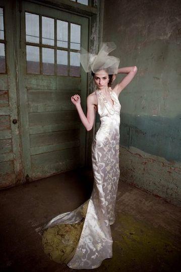 Carolina Soma wedding dress