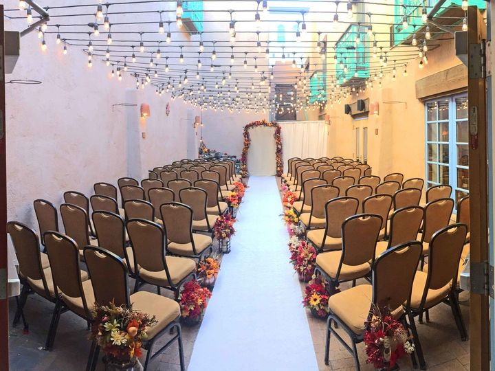 Tmx 1510941961487 Kokopelli Patio Ceremony 1 Golden, CO wedding venue