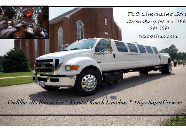 Tmx 1427341406091 Wdg Pge Ad 2011 Bridal Show Greensburg wedding transportation