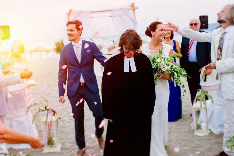 Wedding in Mani, Peloponnese - Greece