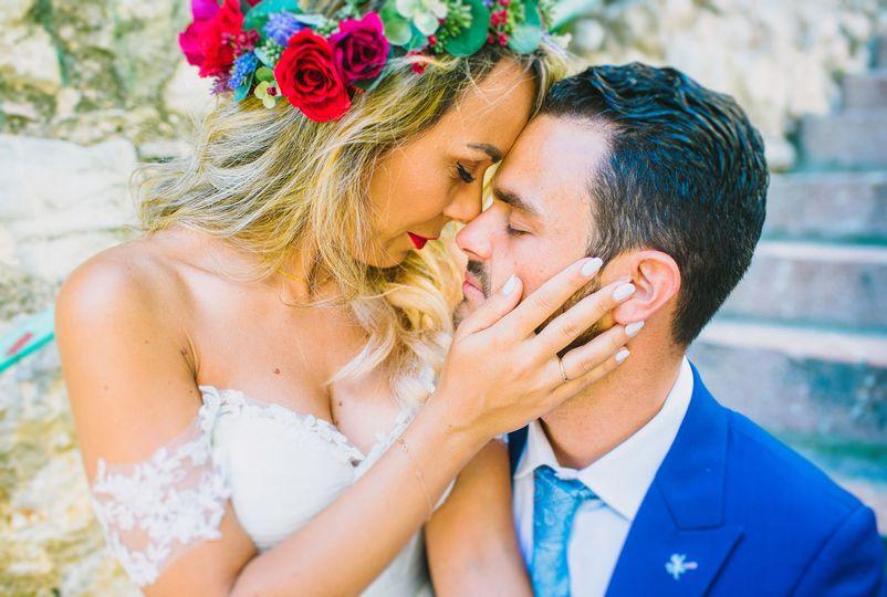 Wedding in Nafplio, Greece