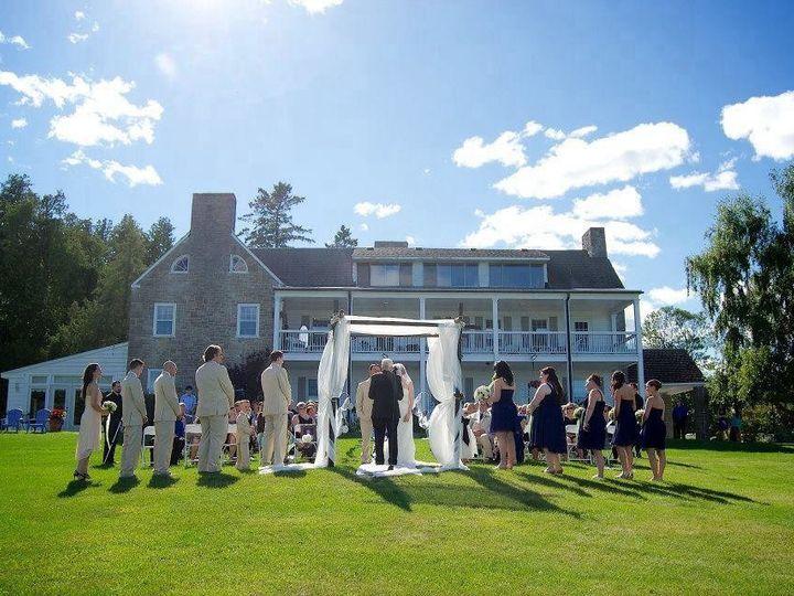 Tmx 1492633379198 Mh Ceremony Tiffany And Bo Greer Cicarelli Photogr Peru, NY wedding venue