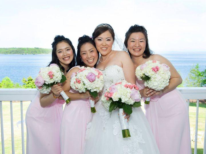 Tmx Bride And Bridesmaids On Balcony Photos Unlimited 51 569668 Peru, NY wedding venue