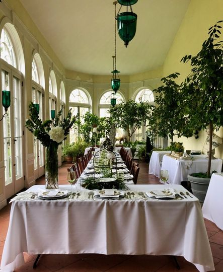 Conservatory Dinner