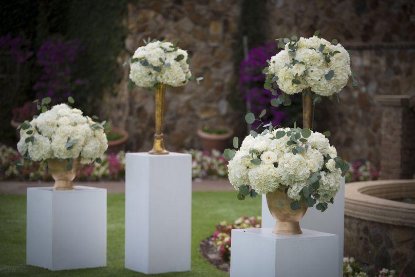 Bouquet decor