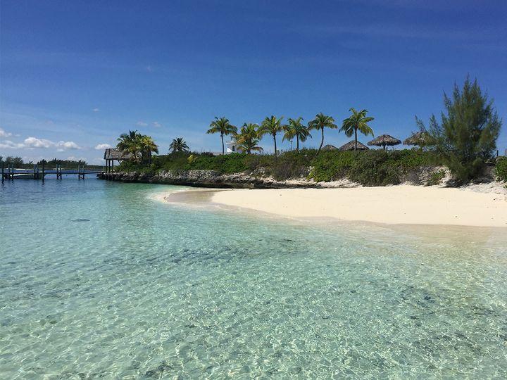 pearl island beach