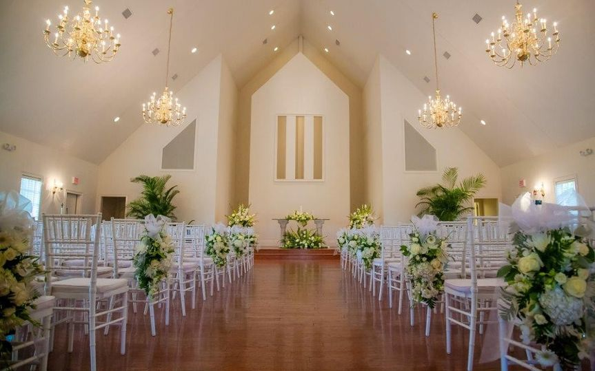 chapel events by design