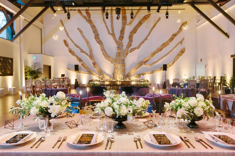 main floor receptionbright rentalswedding showcase