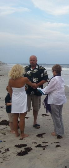 north topsail beach wedding august 8 2014 1