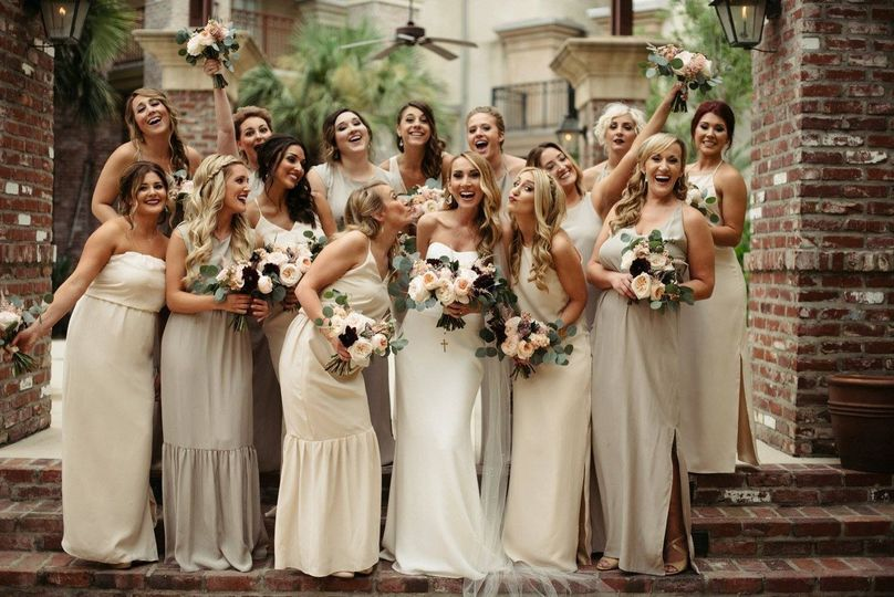 Bella bridesmaids kansas city reviews ratings wedding for Used wedding dresses kansas city
