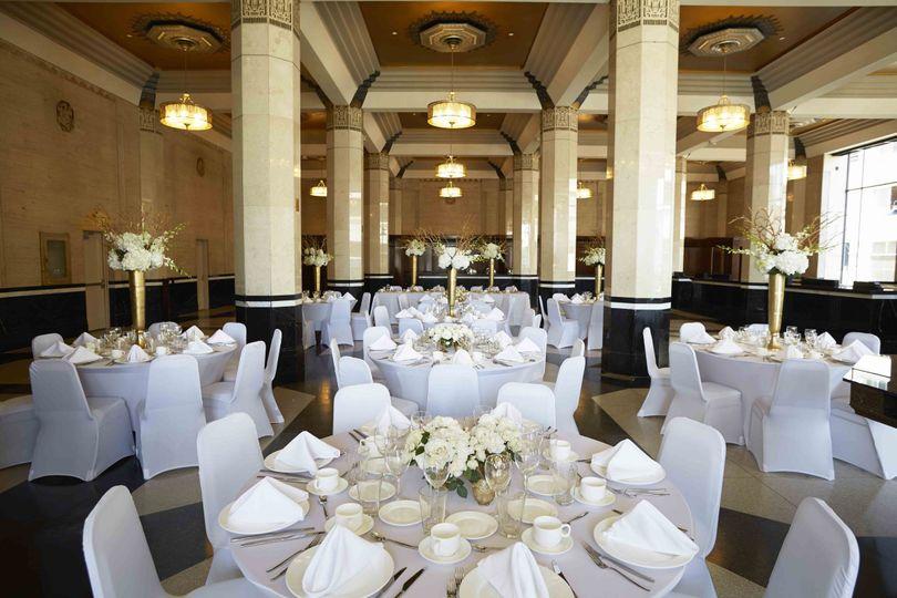 The Carlisle Room Venue Dallas Tx Weddingwire
